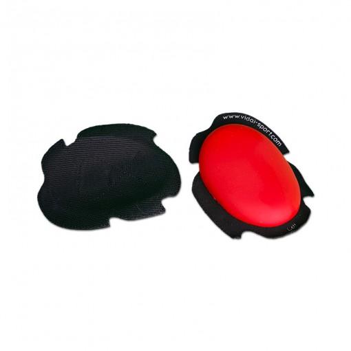Sliders genoux - Rouge