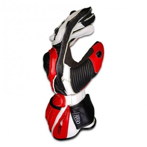 Vidal sport - Gants RS SWIFT CARBON - rouge & blanc