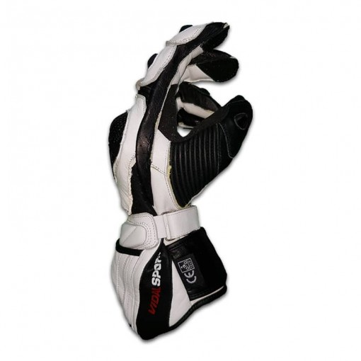 Vidal sport - Gants RS SWIFT CARBON - noir & blanc