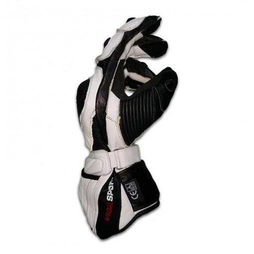 Vidal sport - Gants RS SWIFT CARBON - noir & blanc