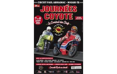 Vidal sport aux Journées Coyote